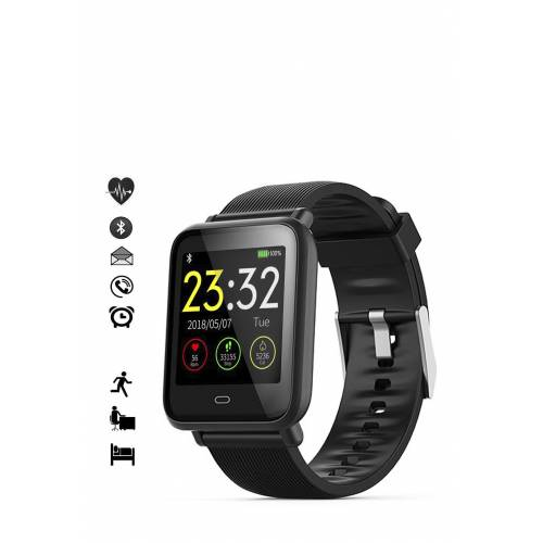 Pearl Slim Pearl Smartwatch IOS und Android, L23,5 cm