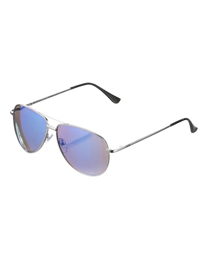 Alba Moda Sonnenbrille in Pilotenform, silber