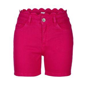 Alba Moda Strandhose mit Bogenkante, rosé