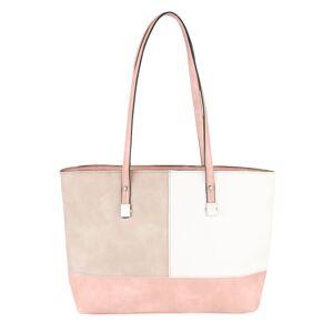 Sina Jo Shopper in edler Farbkombination, rosé