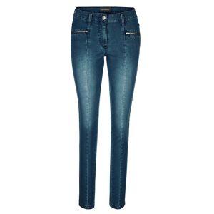 AMY VERMONT Jeans mit Mittelnaht, blau