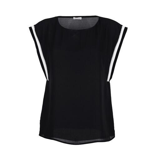 Alba Moda Bluse in moderner Aufmachung, schwarz