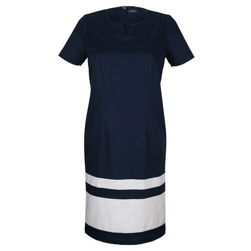 AMY VERMONT Kleid aus hochwertiger Qualität, blau