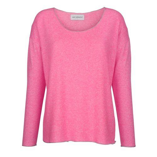 AMY VERMONT Pullover in lässiger Form, rosé