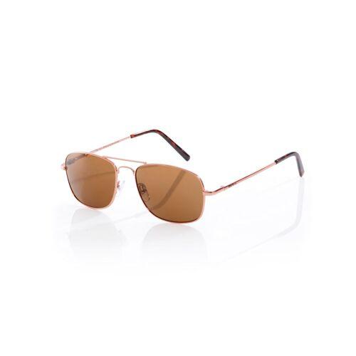 Alba Moda Sonnenbrille in Pilotenform, braun