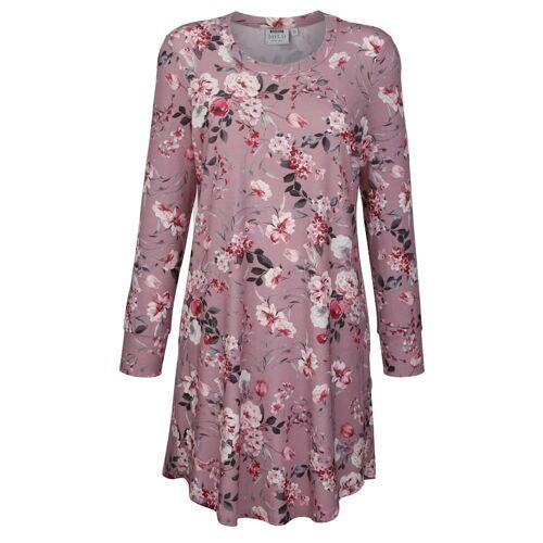 Ringella Nachthemd im romantischen Blumendessin, rosé