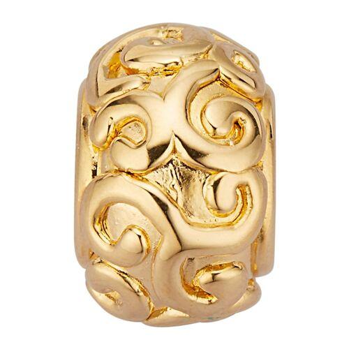 Diemer Gold Anhänger im Barockstil, gold
