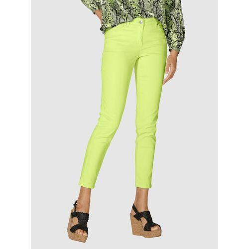 AMY VERMONT Hose in angesagten Farben, grün