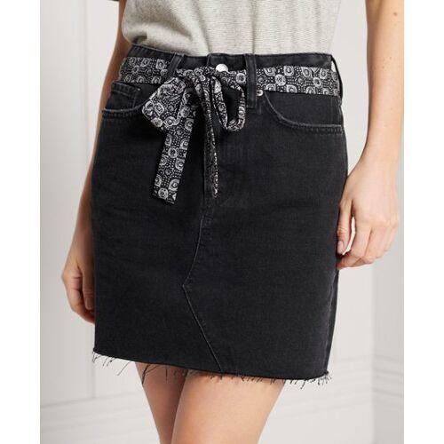 Superdry Jeans-Minirock 42 Keine