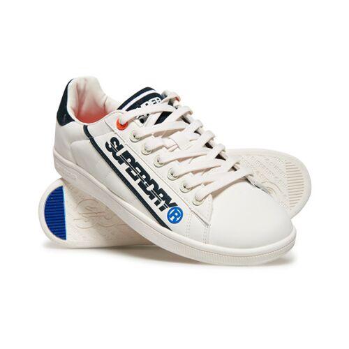 Superdry Sleek Tennis Sneaker, male, Turnschuhe, 41