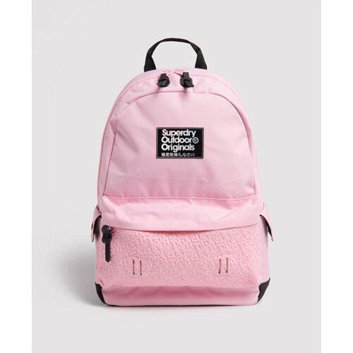 Superdry Montana Neopren Mirror Rucksack 1SIZE pink