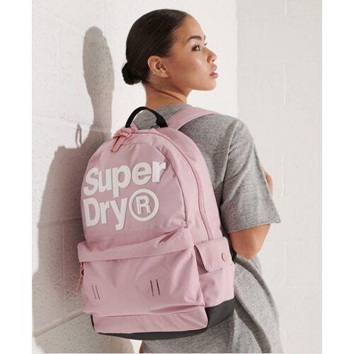 Superdry Edge Montana Rucksack 1SIZE pink