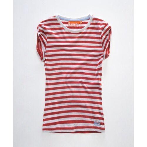 Superdry Tomboy T-Shirt S rot