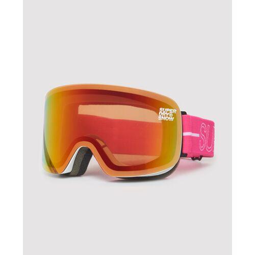Superdry Slalom Skibrille 1SIZE weiß