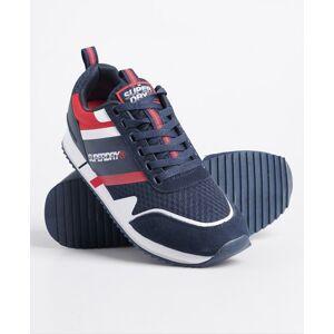 Superdry Fero Runner Core Sneaker 40 dunkelblau