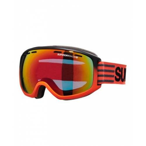 Superdry Pinnacle Snow Skibrille 1SIZE orange