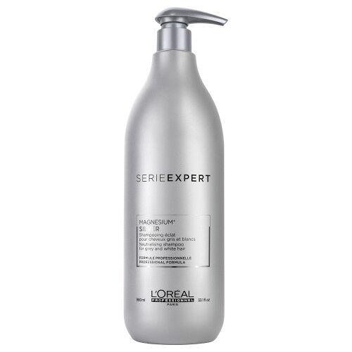 Loreal L'Oreal Serie Expert Silver Shampoo 980ml - Neu