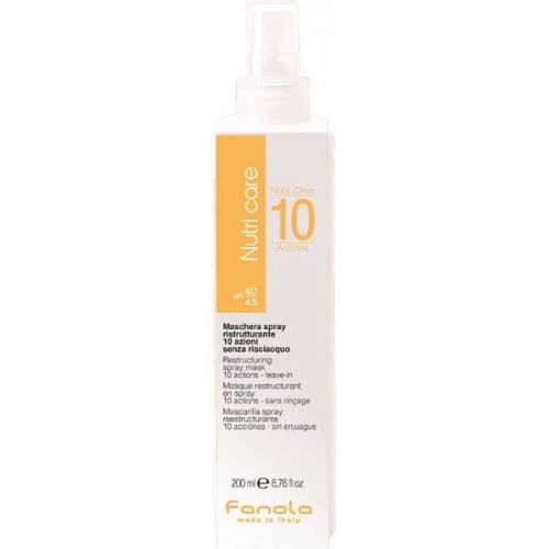 Fanola Nutri Care 10 Actions Leave-In Maske 200ml - Spray Conditioner