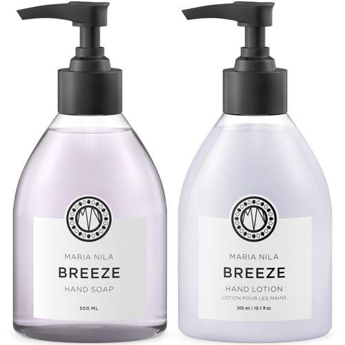 Maria Nila Hand Soap Breeze 300 ml + Lotion Breeze 300 ml