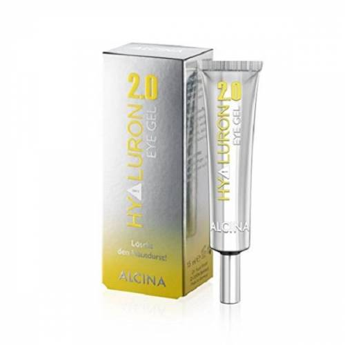 Alcina Hyaluron 2.0 Eye-Gel - 15ml - Augengel