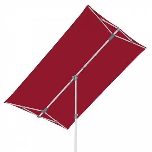 Suncomfort Flex-Roof Balkonschirm 210x150 cm Rot