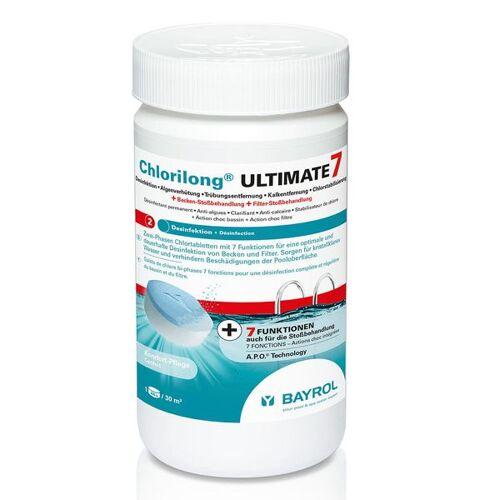 BAYROL Chlorilong® Ultimate 7 2-Phasen-Chlortablette 300g