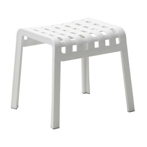 Nardi Poggio Hocker Kunststoff Weiß