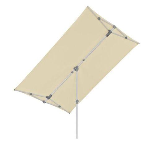 Suncomfort Flex-Roof Balkonschirm 210x150 cm Natur