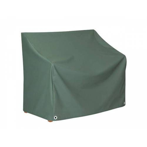 Heinemeyer Schutzhülle 130x63x65/83cm für 2er-Bank, Teak-Safe grün Grün