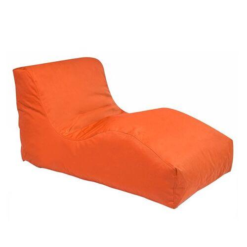 OUTBAG Wave Sitzsack Liege PLUS Orange