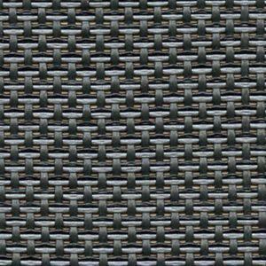 Lafuma Maxi Transat+ Liegestuhl Stahl/Batyline®Duo Schwarz Dunkelgrau
