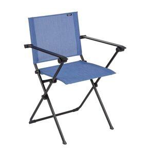 Lafuma Anytime Campingsessel Stahl/Batyline®Duo Blau