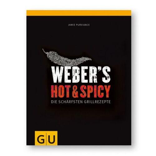 """Weber Grillbuch """"Weber's Hot & Spicy"""" Schwarz"""