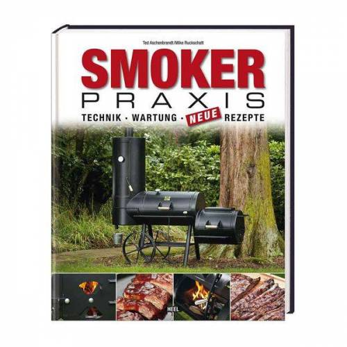 "Joes BBQ Heel Grillbuch ""Smoker Praxis"""