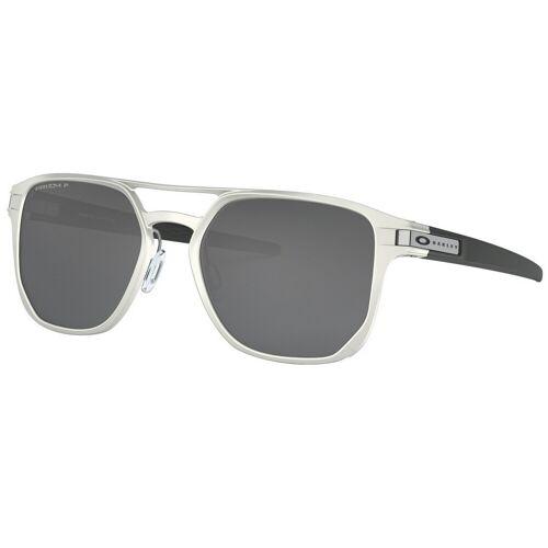 Oakley Latch Alpha OO4128 01 Matte Silver 53/19