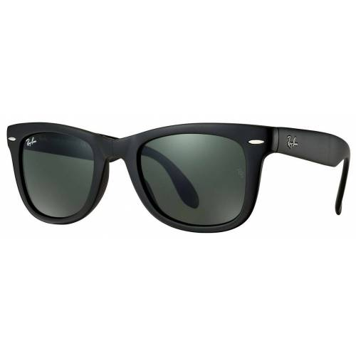 Ray Ban  Wayfarer folding RB 4105 601S 54/20 Matte Black