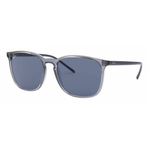 Ray Ban   RB 4387 639980 56 Transparent Blue