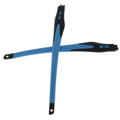 Oakley Crosslink Ersatzbügel Crosslink Temple Kit 100-183-003 Satin Black/Sky Blue