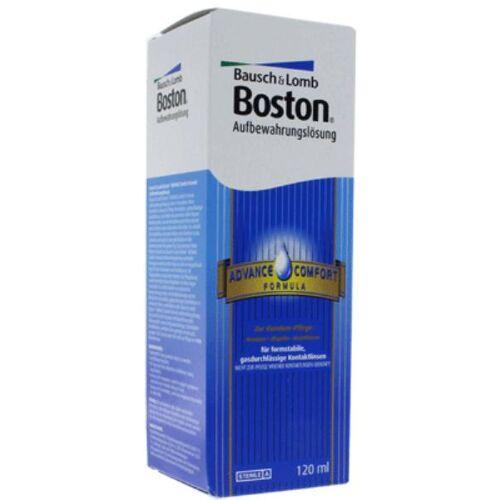 Bausch & Lomb  Boston Kontaktlinsen Aufbewahrungslösung 120ml 120ml Aufbewahrungslösung 120ml