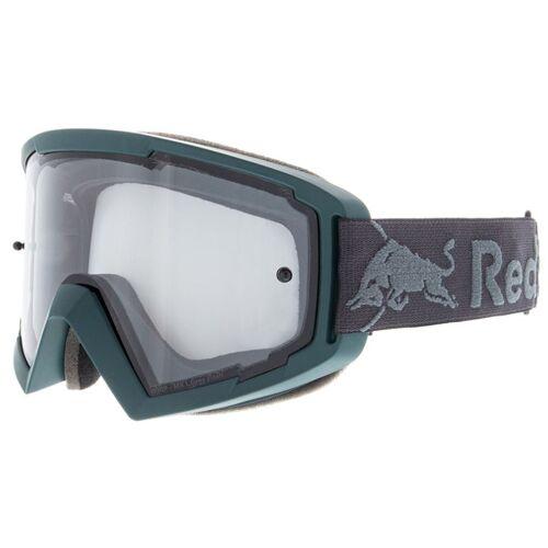 Red Bull SPECT Eyewear  MX-Brille Whip 006 green-petrol