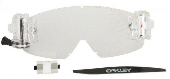 Oakley Mayhem MX  Ersatzscheiben OO7051_R Clear  02-068 Ersatzgläser
