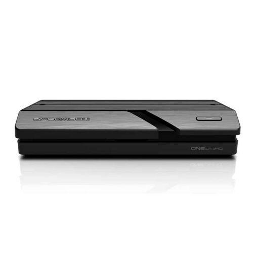 DreamBox One Combo 4K UHD H.265 E2 Linux Dual WiFi 1x DVB-S2X MIS 1x DVB-C/T2 Sat Receiver