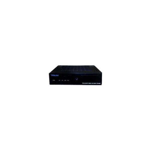 Aura Traumnet 8500 HD Sat + IPTV Combo Receiver USB LAN