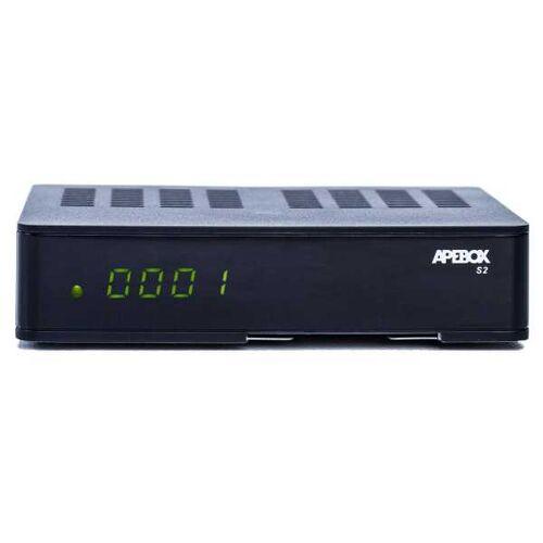 Apebox S2 Full HD 1080p H.265 LAN DVB-S2 Sat Multimedia IPTV Receiver