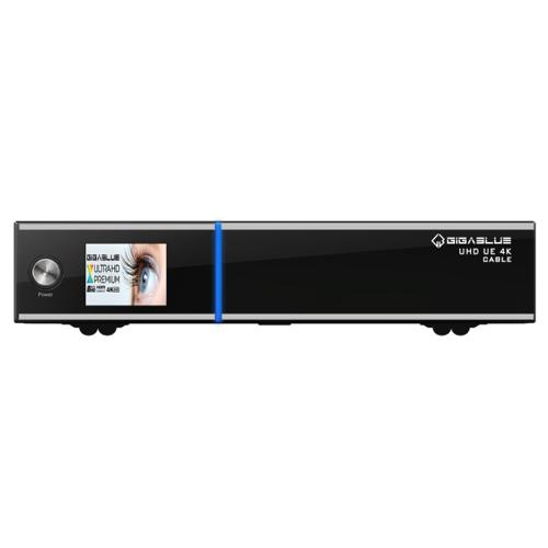 Gigablue UE UHD 4K 2xDVB-S2X FBC 1xDual DVB-C/T2 E2 Linux Receiver