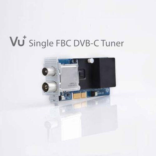 VU+ DVB-C Kabel FBC Tuner 8 Demulatoren für Uno 4K, Ultimo 4K und Duo 4K