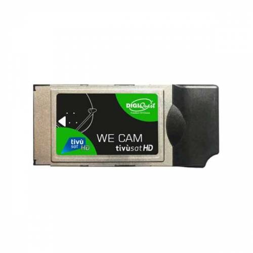 DIGIQuest TiVuSat DIGIQuest We CAM SmarCam HD CI+ Modul (ohne Karte)