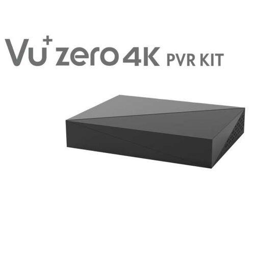 VU+ Zero 4K Plug & Play PVR Kit Festplattengehäuse ohne HDD 2TB