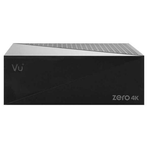 VU+ Plus Zero 4K DVB-C/T2 Linux HbbTV UHD 2160p Kabel Receiver Schwarz