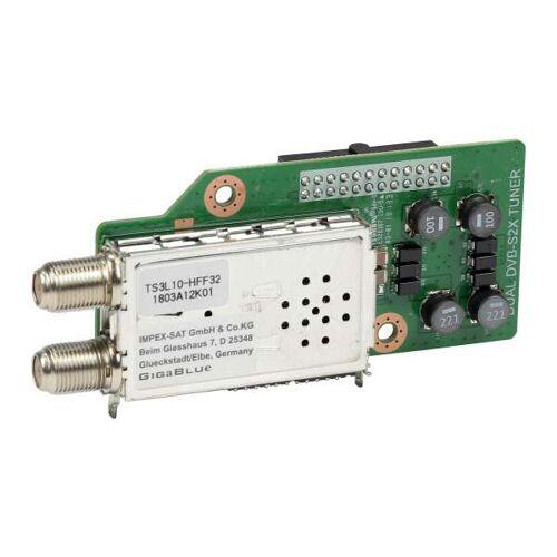 GigaBlue DVB-S2X Dual Multistream HD Tuner für Gigablue UHD Quad 4K, UE UHD 4K, X2 HD Receiver